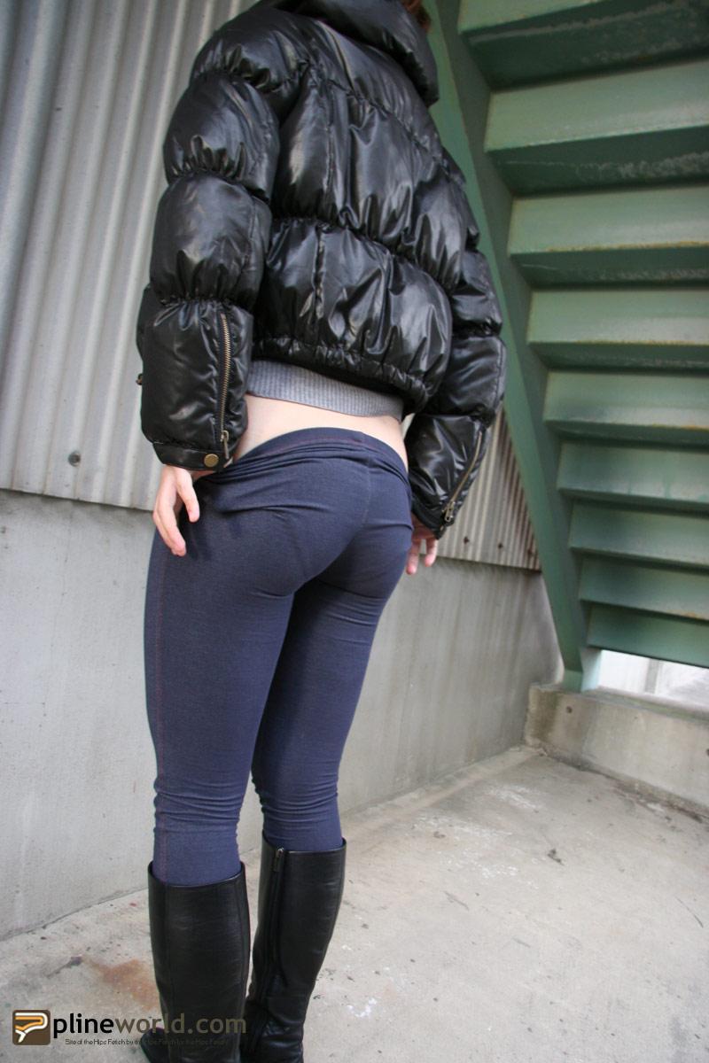 在街上看到这种性感的衣服绝对腿软